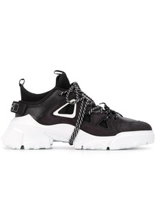 McQ Alexander McQueen chunky lace-up sneakers