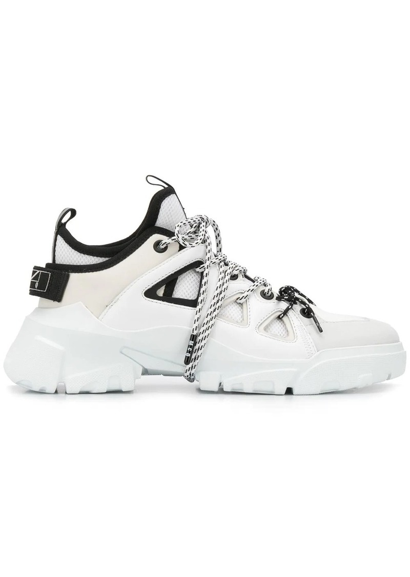 McQ Alexander McQueen chunky sole sneakers