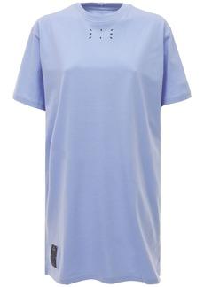 McQ Alexander McQueen Collection 0 Cotton Jersey T-shirt Dress