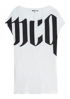 McQ Alexander McQueen Cotton Logo T-Shirt