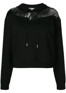 McQ Alexander McQueen cut up hoodie