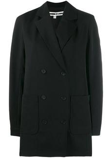 McQ Alexander McQueen double breasted blazer