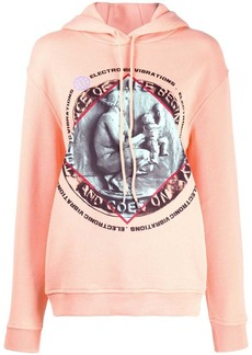 McQ Alexander McQueen Electronic Vibrations hoodie