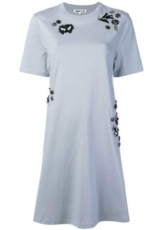 McQ Alexander McQueen embellished T-shirt dress
