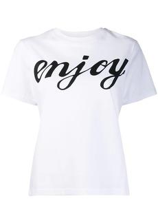 McQ Alexander McQueen Enjoy T-shirt