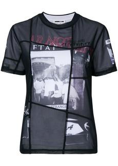 McQ Alexander McQueen Fear Nothing T-shirt