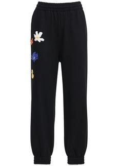 McQ Alexander McQueen Genesis Ii Athena Floral Sweatpants
