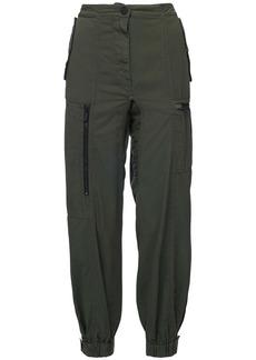 McQ Alexander McQueen Genesis Ii Cotton Twill Cargo Pants