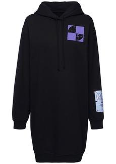 McQ Alexander McQueen Genesis Ii Sweatshirt Hoodie Dress