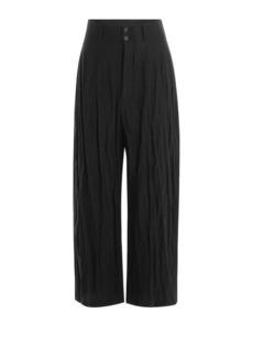 McQ Alexander McQueen High-Waisted Wide Leg Pants