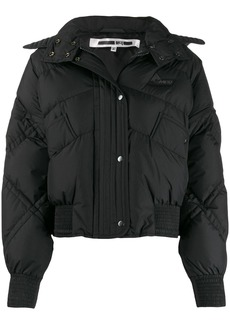 McQ Alexander McQueen hooded padded jacket