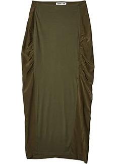 McQ Alexander McQueen Kinko Maxi Skirt