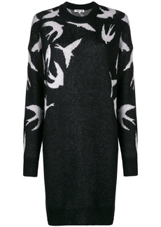 McQ Alexander McQueen knitted dress