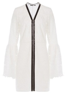 McQ Alexander McQueen Lace Dress