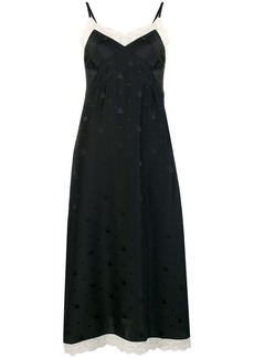 McQ Alexander McQueen lace slip dress