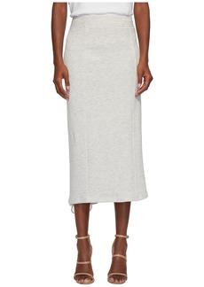 McQ Alexander McQueen Laced Godet Skirt