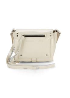 McQ Alexander McQueen Leather Crossbody Bag