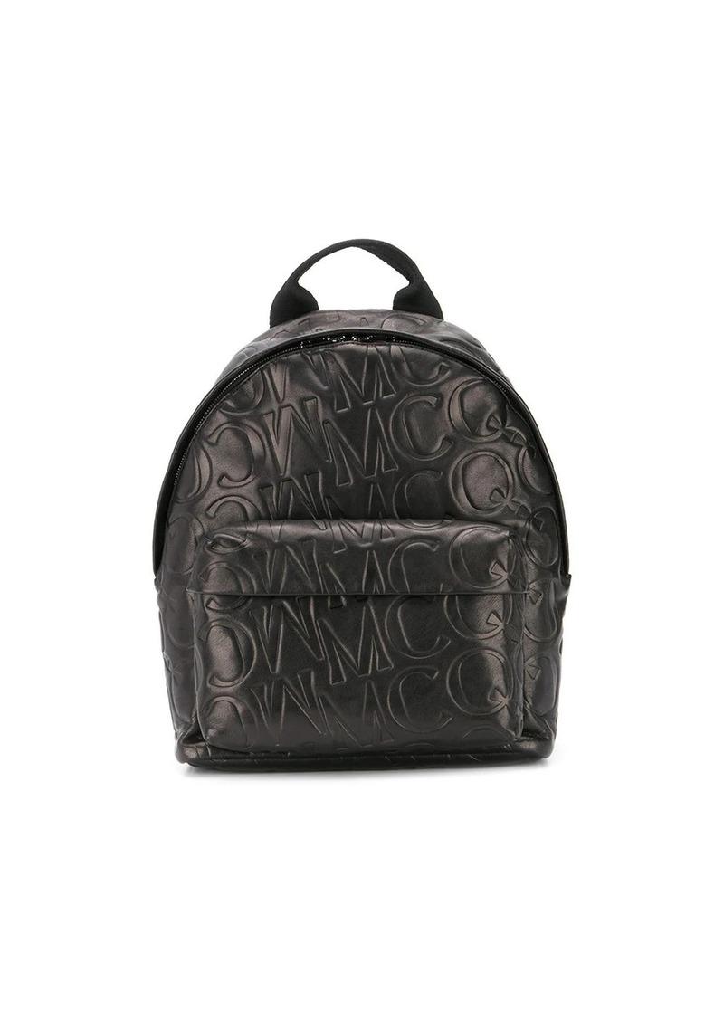 McQ Alexander McQueen logo embossed backpack