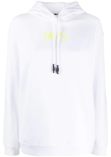 McQ Alexander McQueen logo-print oversized hoodie
