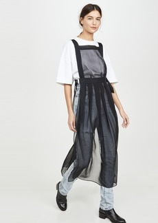 McQ Alexander McQueen McQ - Alexander McQueen Akuso Apron Dress