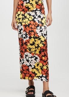 McQ Alexander McQueen McQ - Alexander McQueen Back Slit Skirt