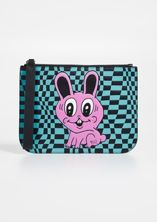 McQ Alexander McQueen McQ - Alexander McQueen Medium Pouch