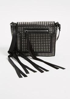 McQ Alexander McQueen McQ - Alexander McQueen Mini Stud Cross Body Bag