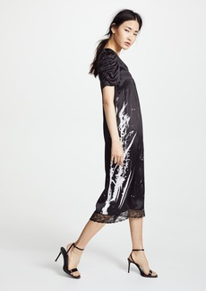 McQ Alexander McQueen McQ - Alexander McQueen Puff Sleeve Dress