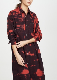 McQ Alexander McQueen McQ - Alexander McQueen Tatsuko Shirtdress