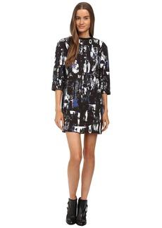 McQ 1/2 Box Dress