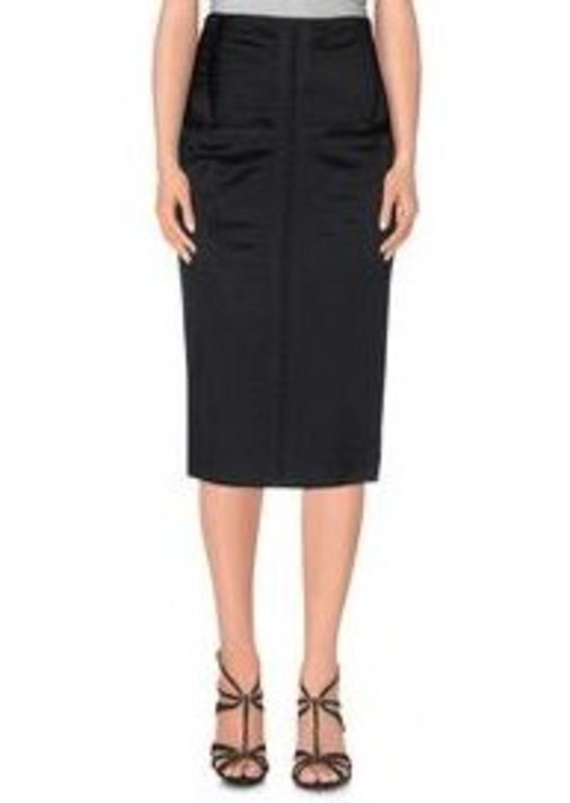 McQ Alexander McQueen - 3/4 length skirt