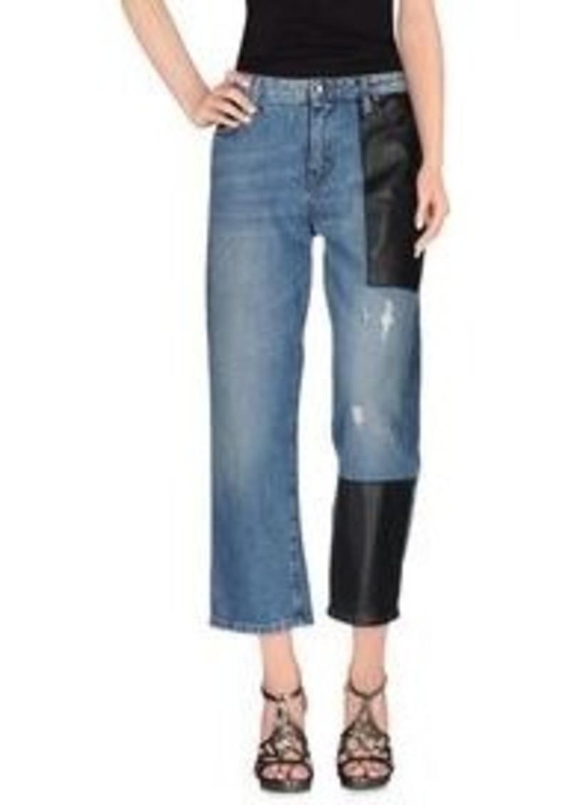 McQ Alexander McQueen - Denim pants