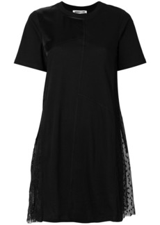 McQ Alexander McQueen asymmetric T-shirt dress