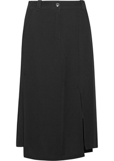 McQ Alexander McQueen Decon Twill Midi Skirt