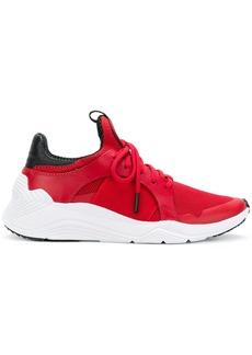 McQ Alexander McQueen mesh sneakers - Red