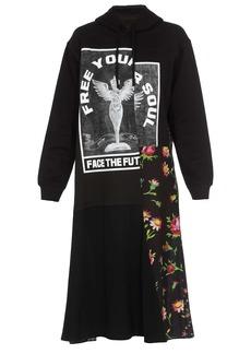 McQ Alexander McQueen Patchwork Dress