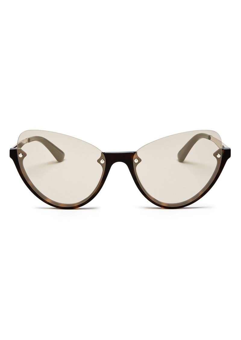 McQ Alexander McQueen Women's Cat Eye Sunglasses, 56mm