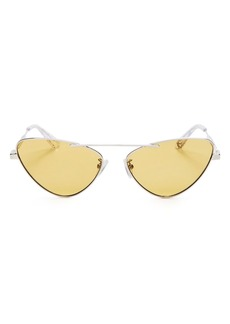 McQ Alexander McQueen Women's Cat Eye Sunglasses, 59mm