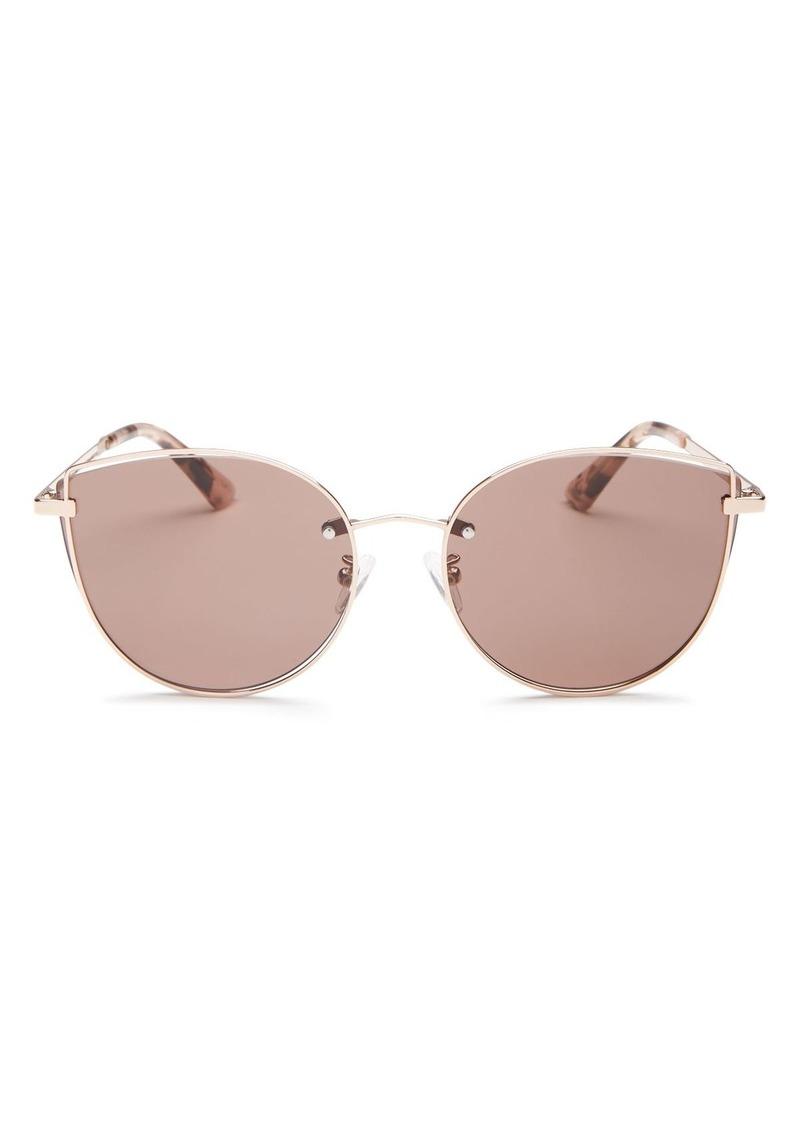 McQ Alexander McQueen Women's Cat Eye Sunglasses, 61mm