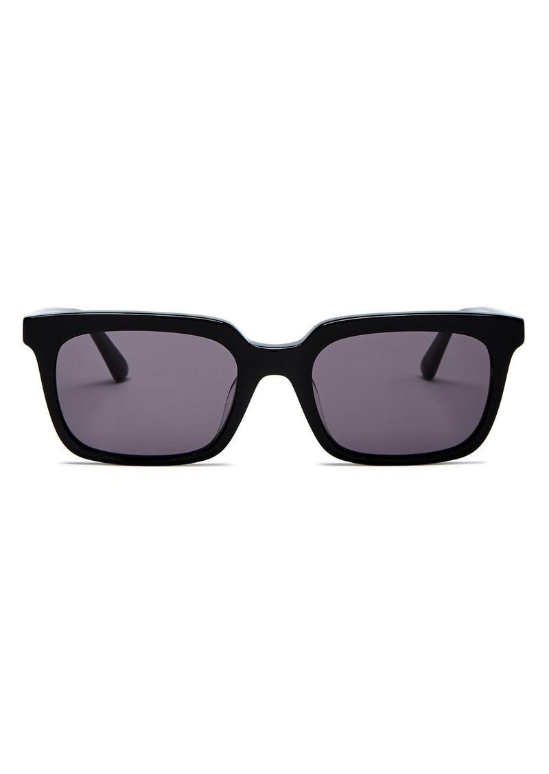 McQ Alexander McQueen Women's Square Sunglasses, 52mm