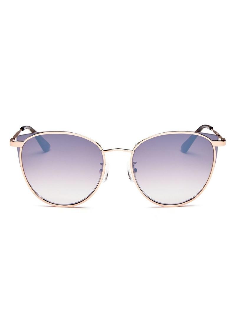 McQ Alexander McQueen Women's Square Sunglasses, 58mm