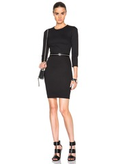 McQ Alexander McQueen Zip Off Dress