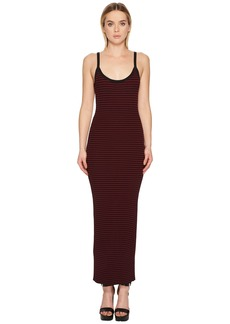 McQ Alexander McQueen Bodycon Strap Dress