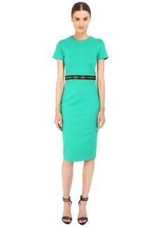 McQ Bodycon Zip Dress