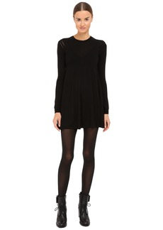 McQ Alexander McQueen McQ Crochet Dress