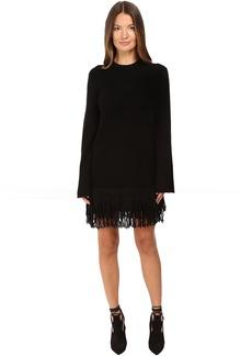 McQ Fringe Dress