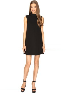 McQ Alexander McQueen High Neck Dress