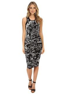 McQ Jacquard Tank Dress