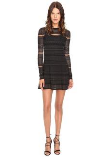 McQ Lace Skater Dress