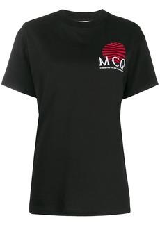 McQ Alexander McQueen MCQ logo T-shirt